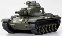 TAMIYA 30102 1:48 US M60A1E1 TANK MOTORIZED