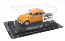 MAGAZINE RBA1300 1970 VOLKSWAGEN BEETLE 1300, ORANGE