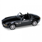 WELLY 22084S 2003 BMW Z8, SILVER 1:24