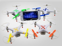 CHEERSON CX-30W-TX WITH TX WIFI TRANSMITTER REAL-TIME VIDEO 4CH QUADCOPTER 0.3 MEGA PIXEL