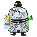 ALEX 510P COLOR A PIRATE BACKPACK