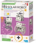 4M 3377 ECO ENGINEERING / 3-IN-1 MINI SOLAR ROBOT