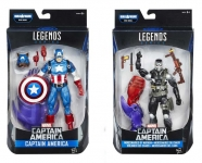 HASBRO B6355 CAPTAIN AMERICA MARVEL LEGENDS