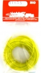 FRATESCHI 41655 LAYOUT WIRE-YELLOW (15 CM)