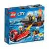 LEGO 60106 SET DE INTRODUCCION: BOMBEROS