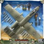 MCTOYS 77036 POWER TEAM ELITE - A-10A THUNDERBOLT II(2 FIGURES INCLUDED)