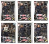 MCTOYS 90196 POWER TEAM ELITE - POWER SWAT WITH ACCESSORIES.