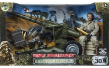 MCTOYS 90053 WORLD PEACEKEEPERS - MILITARY HOWITZER