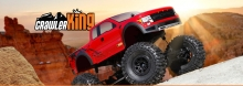 HPI 115118 CRAWLER KING RTR WITH FORD F-150 SVT RAPTOR BODY