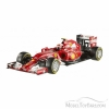 HOT WHEELS BLY68 1:18 FERRARI F2014 - RAIKKONEN