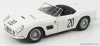 HOT WHEELS T6931 1:18 ELITE FERRARI 250 GT CALIFORNIA 1969 LE MANS -20
