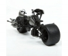 HOT WHEELS X5471 1:18 ELITE BATPOD 19THE DARK KNIGHT RISES