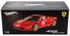 HOT WHEELS X5486 1:18 ELITE FERRARI 458 CHALLENGE -5