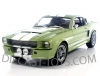 SHELBY 186 1:18 SHELBY MUSTANG GT500 1967