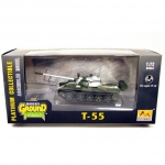 EASY 35026 T 55 USSR ARMY 1:72