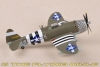 EASY 36422 P 47 D,USA , 78TH FG , USAAF , WZ K(42 75462) 1:72