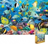 EUROGRAPHICS 6000-0625 COLOUR REEF 1000-PIECE PUZZLE