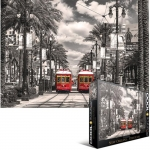 EUROGRAPHICS 6000-0659 NEW ORLEANS STREETCARS 1000-PIECE PUZZLE