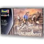 REVELL 02618 ANZAC INFANTRY (1915) 1:35