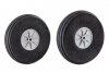 DUBRO 275SSL 2-3-4 SUPER SLIM LITE WHEELS (2)
