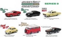 GREENLIGHT 44690 1:64 HOLLYWOOD SERIES 9 ASSORTMENT