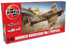 AIRFIX 05129 HAWKER HURRICANE MK.I TROPICAL 1:48