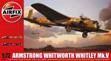 AIRFIX 08016 ARMSTRONG WHITWORTH. WHITLEY MK.V 1:72