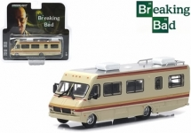 GREENLIGHT 33021 BREAKING BAD 1986 FLEETWOOD BOUNDER RV DIE-CAST VEHICLE
