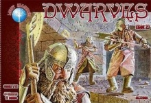 ALLIANCE 72008 1:72 DWARVES SET -2 FIGURES (44)