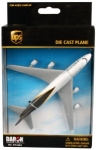 REALTOY RT4344 UPS CARGO AIRLINER B 747 (5 PULG WINGSPAN) (DIE CAST)