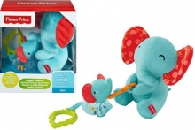 MATTEL CDR54 FISHER PRICE ELEFANTE RISITAS