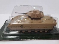 MAGAZINE CV-14 -14 COMBAT VEHICLES SERIES M2 BRADLEY