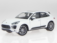 WELLY 24047 2014 PORSCHE MACAN TURBO. RED
