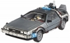 HOT WHEELS CMC98 DELOREAN BACK TO THE FUTURE TIME MACHINE WITH MR. FUSION