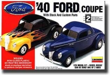 LINDBERG 72159 FORD 40 COUPE 1:25
