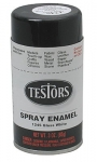 TESTORS 1245 SPRAY GLOSS WHITE
