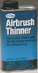 TESTORS 8824 AIRBRUSH THINNER LATA