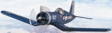 GREATPLANES GPMA 0177 CRS4 F4U CORSAIR .40 KIT