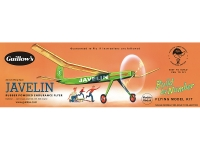 GUILLOW 603 JAVELIN GAS RUBBER