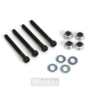 DUBRO 178 4-40 X 1  BOLT SETS