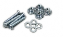 DUBRO 125 MOUNTING BOLTS BLIND 2-56 1/2