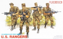 DRAGON 3004 US RANGERS 1:35