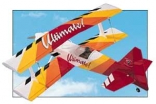 GREATPLANES GPMA 0240 ULTIMATE BIPLANE .40 SIZE KIT