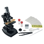 EDUTOYS MS 006 MICROSCOPIO 100*300*600