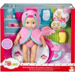MATTEL DTG64 LITTLE MOMMY BAÑO DE BURBUJAS
