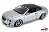 BURAGO 11037 1:18 BENTLEY CONTINENTAL SUPERSPORTS CONVERTIBLE