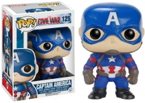 FUNKO 7223 CAPTAIN AMERICA: CIVIL WAR CAPTAIN AMERICA POP! VINYL FIGURE