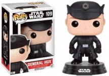 FUNKO 9616 STAR WARS: TFA GENERAL HUX POP! VINYL FIGURE JEDI