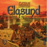 DEVIR CTS ELASUND THE FIRST CITY (ENGLISH)