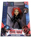 JADA 97680 4 PULG METALS DIECAST BLACK WIDOW